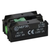 Кнопка управления, контактный элементNEF30 /EF30 PROMET