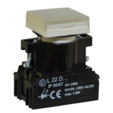 Сигнальная лампочка, световой индикатор L22K PROMET
