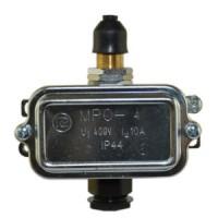 Концевой выключатель MP0-4 PROMET