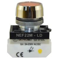 Сигнальная лампочка, световой индикатор NEF22M LD PROMET