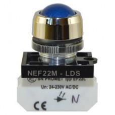 Сигнальная лампочка, световой индикатор NEF22M LDS PROMET
