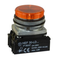 Сигнальная лампочка, световой индикатор NEF30-1 PROMET