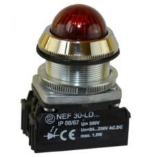 Сигнальная лампочка, световой индикатор NEF30-2 PROMET